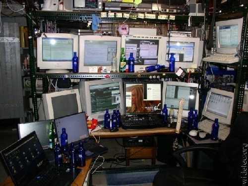 компьютеры 007